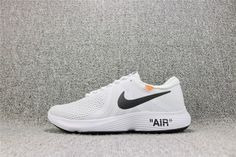 e9e8157bda335 Off White x NIKE ZOOM REVOLUTION 4  White  908988-012 Off White Shoes