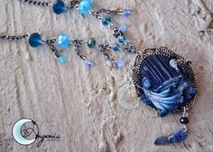 Angenia Creations Corpse Bride Necklace