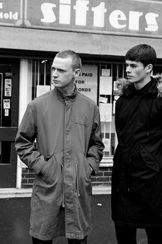 Joe Collier & Ben Smallwood for Pretty Green Fall/Winter 2014 Campaign