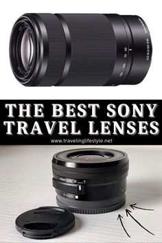The Sony a6000 has been making waves ever since its release — it's a crowd favorite with both pros and hobbyists in the world of photography. Not only is it a mirrorless camera, but it's also quick, reliable, and excellent for tourists and travel photographers to take on the go. Here are 7 of the best Sony Travel Lenses for this camera. #sonytravellenses #sonya6000 #cameralenses #travelcameralenses #sonytravelcameralenses Digital Nomad, Digital Camera, Best Travel Gadgets, Sony A6000, Making Waves, Travel Gifts, Travel Photographer, Travel Inspiration, Lenses