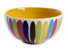 tango 6 inch soup bowl - idea for painted pottery
