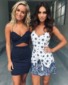 """""""10 AMAZING NEW STYLES JUST LANDED ONLINE - Check them out quick today, limited stock! You don't want to miss out  we love the 'Pin Stripe' Mini &…"""""""