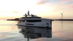 Feadship Launches 35-Meter Superyacht Letani | Boating & Yachting