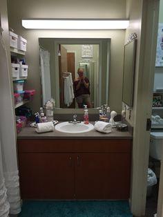 ... Mississippi State University U2022 College Dorm Room. See More. Bathroom    Moseley Hall Part 98