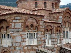 Katholikon Hosios Monastère Loukas en Grèce