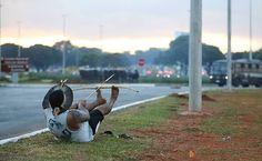 © Sergio Lima/ Folhapress. Brasília, 2014.