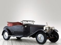 Rolls-Royce Phantom 40-50 Cabriolet by Manessius I 1925