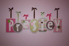 Making this for my little girl too! Need to start turning her room into a Big Girl's Room before new baby sister comes along!