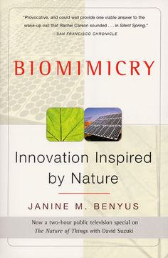 This book details how science is studying nature's best ideas to solve our toughest 21st-century problems.    Biomimicry is transforming our life on Earth. Biomimicry is innovation inspired by nature – taking advantage of evolution's 3.8 billion years of R since the first bacteria. Biomimics study nature's best ideas: photosynthesis, brain power, and shells – and adapt them for human use.