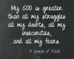 God Is Greater - http://www.nuggetsofgold.org/god-is-greater/