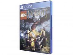 R$ 129,90 em até 6x de R$ 21,65 sem juros no cartão de crédito #ps4 #playstation #games #jogos #ohobbit #warner #magazineluiza #promo