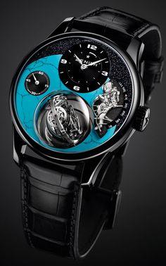 Zenith Academy Christophe Colomb Felix Baumgartner – Часы Зенит с уникальным усложнением | LuxuriousWatches.ru