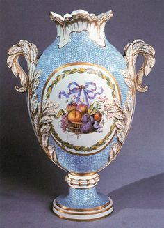 Vase Sèvres Porcelain 1777  Wallace Collection, London