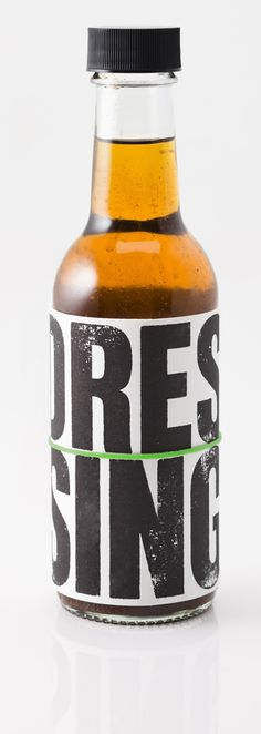 Hamish Ingham's Sauces on Packaging of the World - Creative Package Design Gallery