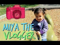 MIYA THE VLOGGER! - September 11, 2016 -  ItsJudysLife Vlogs