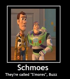 """I love Toy Story :) This scene also reminds me of the meme """"X. X everywhere!"""""""