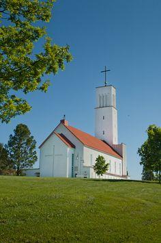 Pyhän Ristin kirkko, Iisalmi