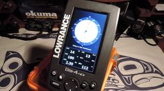 Lowrance Elite 4 HDI - Compass Mode This video details a quick overview of the Compass Mode on the Lowrance Elite 4 HDI. This mode is strictly navigational. Fish Finder, Compass, Speakers, Helpful Hints, Fishing, Electronics, Box, Products, Useful Tips