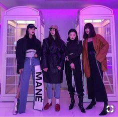 Korean Fashion – How to Dress up Korean Style – Designer Fashion Tips Seoul Fashion, Korean Street Fashion, Asian Fashion, Look Fashion, Trendy Fashion, Girl Fashion, Fashion Outfits, Fashion Tips, Style Ulzzang