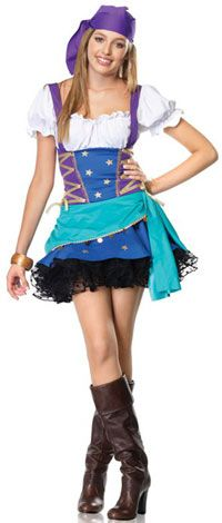 Teen Gypsy Costume – Teenage Costumes « Mutant Faces