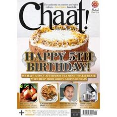 Buy Chaat Magazine Subscription online from Spices of India - The UK's leading Indian Grocer. Free delivery on Chaat Magazine - British Curry Club Subscription (conditions apply). Chicken Tikka, Asian Cookbooks, Bubble And Squeak, Onion Gravy, Saag, Cooking Equipment, Korma, Curry Paste