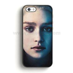 Daenerys Targaryen Artwork iPhone SE Case | Aneend.com