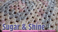 Sugar & Shine Baby Afghan Pattern
