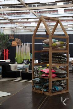 Cushions galore // Koskela Showroom