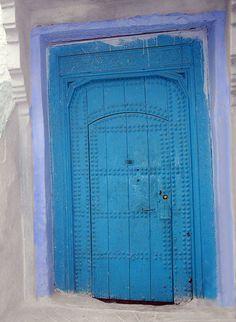 Moroccan Doorway ~