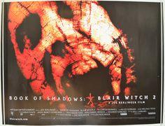 Book Of Shadows : Blair Witch 2 - Original Quad Movie Poster