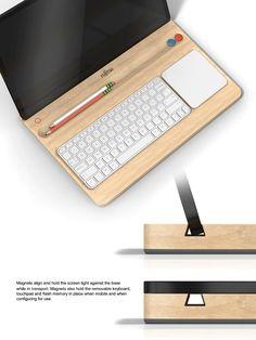 'Tray' by robert + matthew swinton - 'FUJITSU design award 2011' shortlisted entry