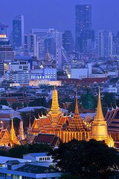 Las Fotos Mas Alucinantes: Bangkok, Tailandia
