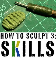 How to Sculpt 3: Sculpting Skills - Faeit 212: Warhammer 40k News and Rumors