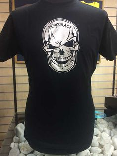 #Silver #foil print looks fabulous, not too shiny but gives a nice metallic effect. This #Democrasy #design on a #scull is one of the last designs from #Savage #London, very deep meaning indeed. We print any images and text, any graphics, on time and for a very reasonable money. #customprint #customprintedshirts #tshirt #savagelondon #customprinting #democracy #democracydesign #savagelondon #scull #scullprint #foil #foilprint #silverfoil Deep Meaning, Custom Printed Shirts, Savage, Slogan, Metallic, Graphics, London, Money, Hoodies