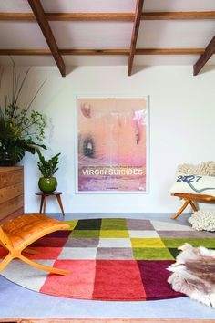 The Rug Collection collaborates with Pony Rider & Rebecca Judd