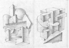 архитектурная композиция плоскостная - Поиск в Google