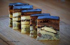 W kuchni Willa Maciejka: Katarzynka Polish Cake Recipe, Polish Recipes, Nutella, Tiramisu, Ale, Cake Recipes, Bakery, Food And Drink, Tasty