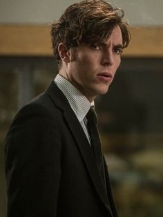 Tom Hughes as Joe Lambe in The Game
