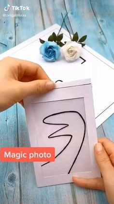 Origami video. Creative dinosaurs, flowers. . Step By Step #awesome #hamdmade #art #paper #diy #origami #Video #stepbystep #decoration Diy Crafts Hacks, Diy Crafts For Gifts, Diy Home Crafts, Diy Arts And Crafts, Fun Crafts, Paper Crafts Origami, Paper Crafts For Kids, Origami Art, Origami Videos