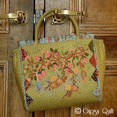 Gipsy Colors: The Mouse Bag
