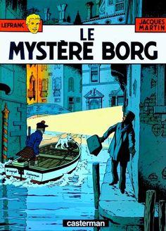 Les Aventures de Tintin - Album Imaginaire - Le Mystère Borg
