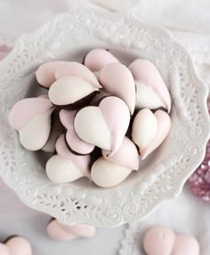 Valentine Meringues plus $1000 Amazon Gift Card GIVEAWAY!!! - The Merchant Baker