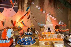 Festa Infantil: Índio Bento {Decoração: Bia Lima Designer de Eventos   Fotografia: Guilherme Duhá Fotografia}