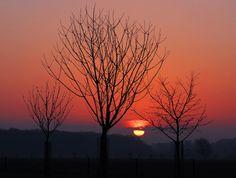 Sunrise by hugodejong35