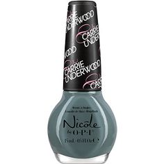 """Nicole by OPICarrie Underwood Nail Lacquer Collection Just """"Goodbye Shoes"""""""