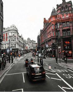 Shaftesbury Avenue London
