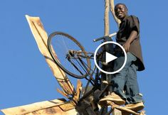 At age 14, in poverty and famine, a Malawian boy built a windmill to power his family's home. Now at 22, William Kamkwamba, who speaks at TED, here, for the second time, shares in his own words the moving tale of invention that changed his life.