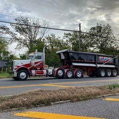 Peterbilt Peterbilt Dump Trucks, Peterbilt 379, Tow Truck, Lifted Trucks, Big Trucks, Heavy Duty Trucks, Heavy Truck, Custom Big Rigs, Custom Trucks