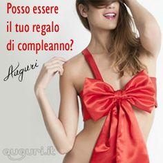 Sexy auguri di compleanno - AUGURI GIF IMMAGINI PER OGNI OCCASIONE Happy Birthday, Gifts, Orlando, Funny, Costumes, Frases, Pictures, Quotes, Birthday