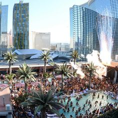 You've never seen the Strip like this.